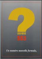 Publicité annonçant la nouvelle formule de Loco-Revue, parue dans le numéro précédent