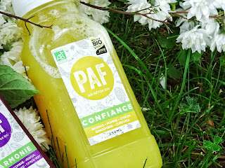 Ma cure digestion - PAF le jus