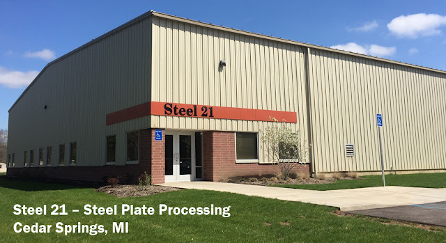 Steel 21 in Cedar Springs, MI