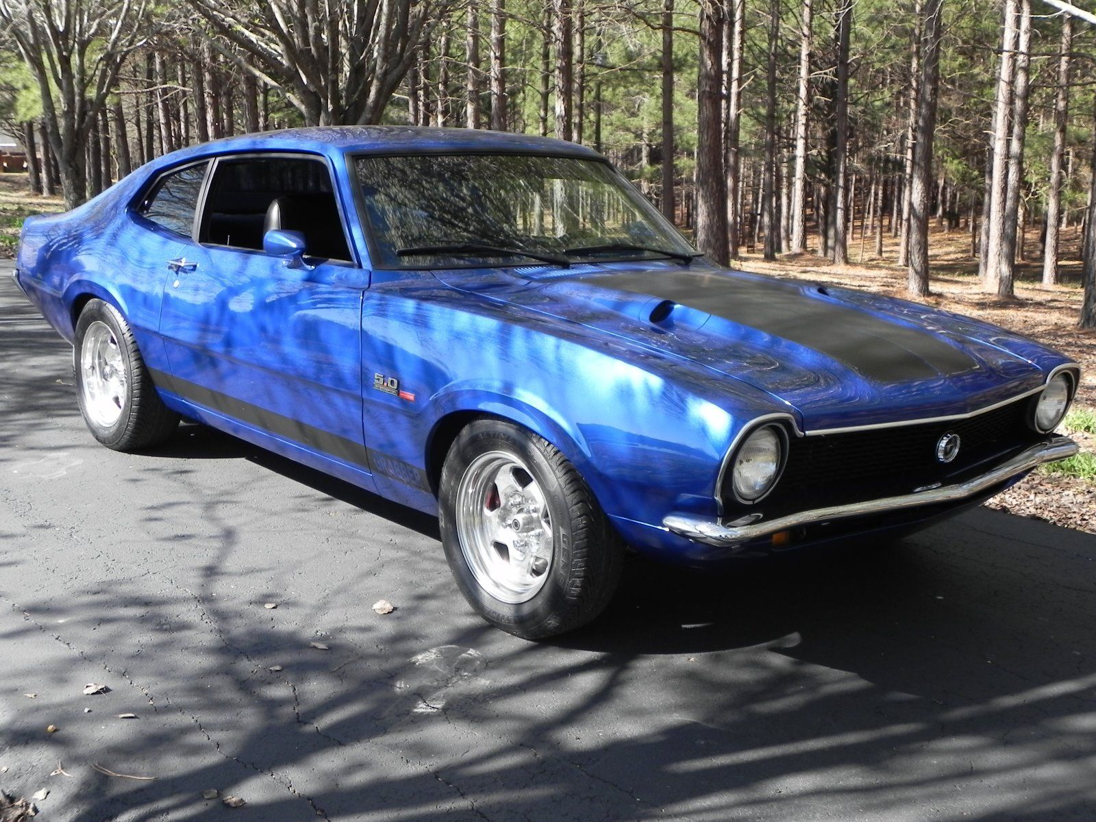 Daily turismo discount restomod 1971 ford maverick the little maverick was the replacement for the outgoing compact ford falcon which spent a half a year on the mid sized torino chassis for some unknown sciox Choice Image