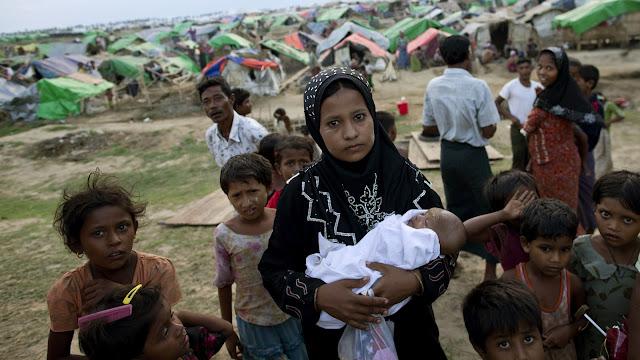 Suu Kyi: Terorisme Masih Jadi Ancaman di Rakhine
