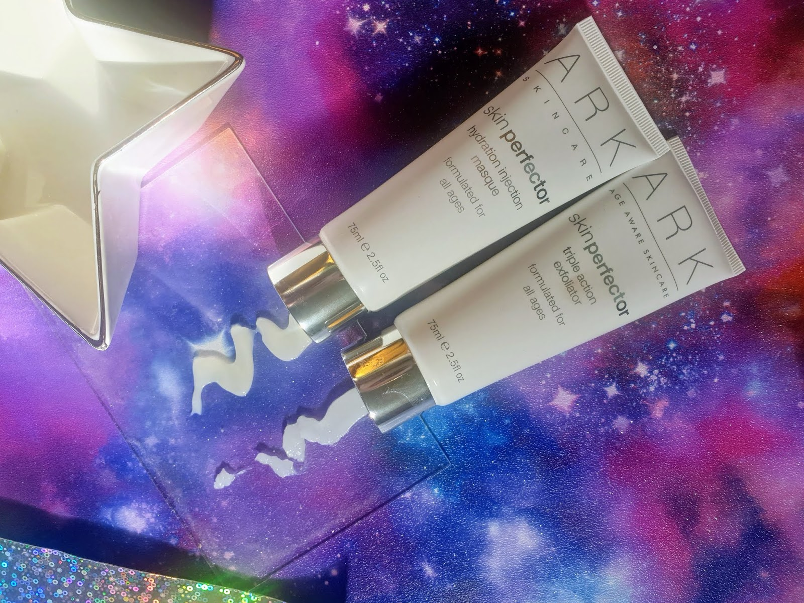 A Smoothing, Hydrating Duo from Ark Skincare