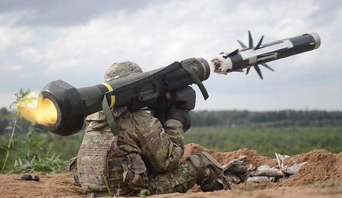 Грузия уже вооружилась Javelin от США