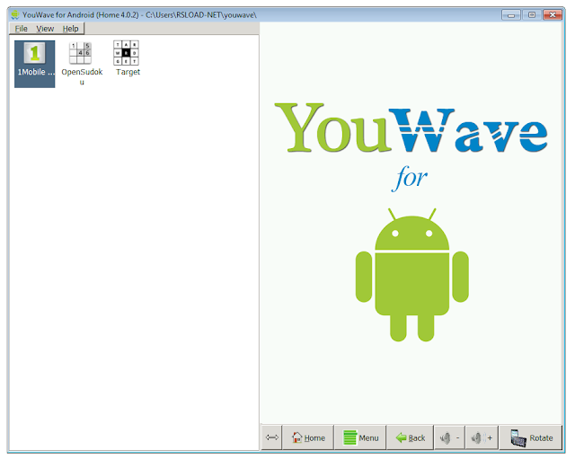 free download game mediafire: YouWave for Android Home 4 0 2