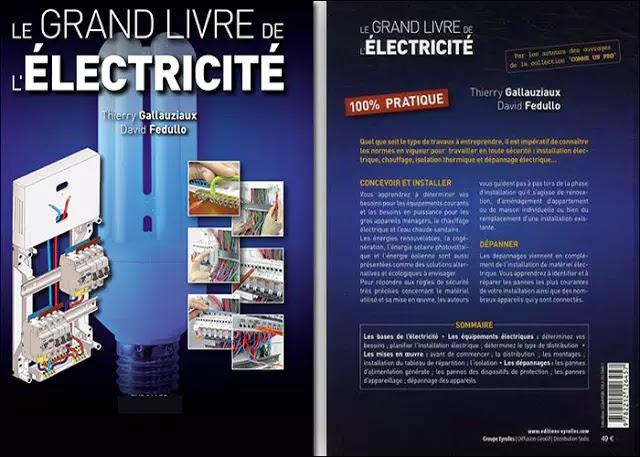 [Livre] LE GRAND LIVRE ELECTRICITÉ