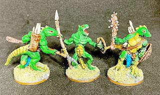 Lizard Men / Lizard Folk