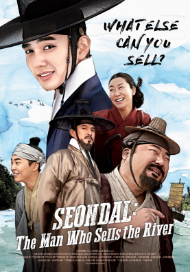 Film Korea Seondal : The Man Who Sells The River Subtitle Indonesia