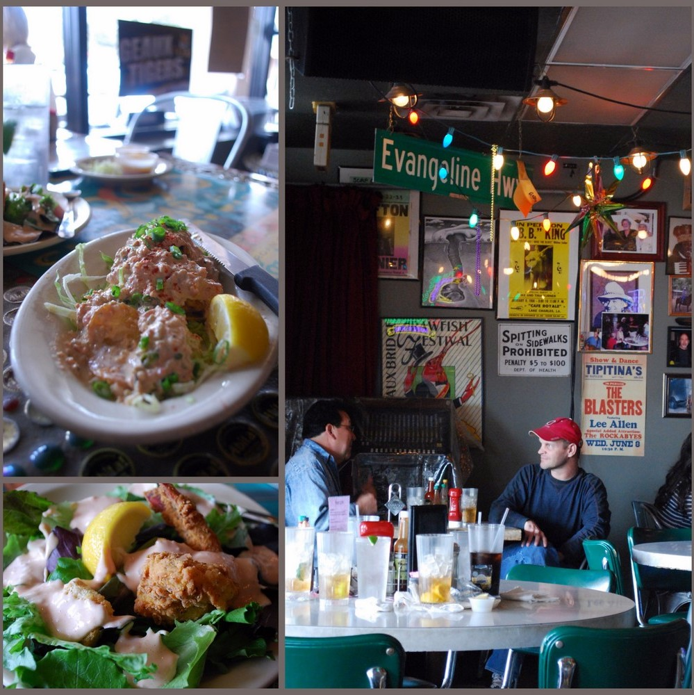 Notes from Maggie's Farm: A Creole Crawl | Austin's Best Cajun/Creole...