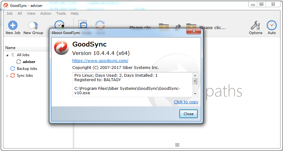 GoodSync Enterprise 10.4.4.4 + portable