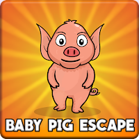 G2J Baby Pig Escape Walkt…