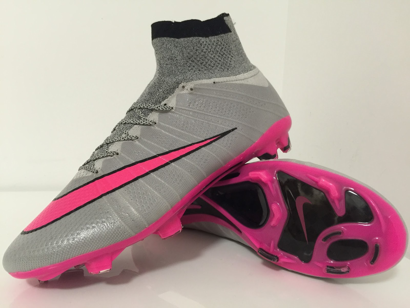 99967f5021820 ... black boots fg kids c1cfc fe9e2; norway the new wolf grey nike mercurial  superfly 2015 16 boots combines the understated main color