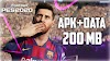 PES 2020 ANDROID GAME LATEST VERSION APK+ DATA HIGHLY COMPRESSED | 200MB ONLY | HARDGAMERX