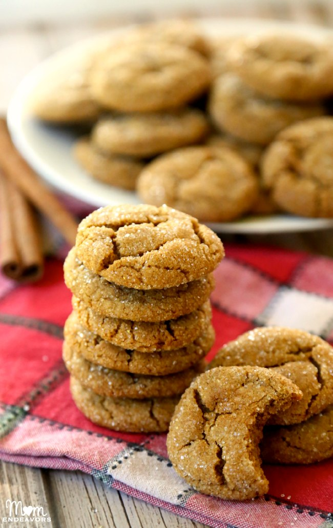 Recipes For Old Fashioned Ginger Cookies