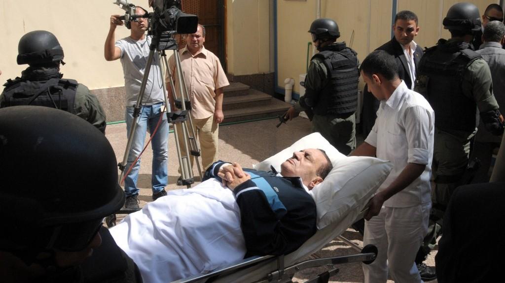 Mantan Presiden Mesir Husni Mubarak Meninggal Dunia