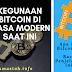 Kegunaan Bitcoin di Masa Modern Saat Ini