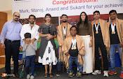 Lakshmi Manchu,Regina at Para Olympics Winners Felicitation-thumbnail-2