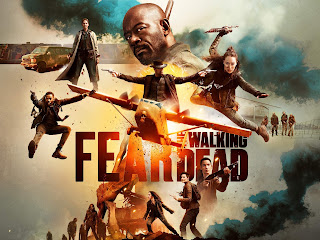 Fear the Walking Dead S05 Hindi Complete 720p WEBRip