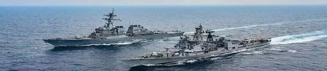 India All Set For France's La Pérouse Naval Drill. Here's All You Need To Know