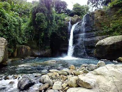 Coban Tundo 2 Loro dari 3 Air Terjun hanya ada di kota Malang