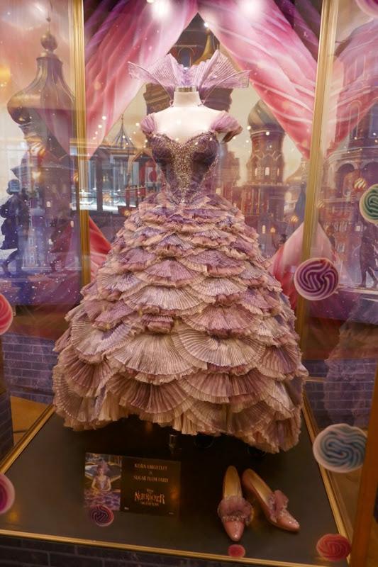 Keira Knightley Nutcracker Sugar Plum Fairy gown