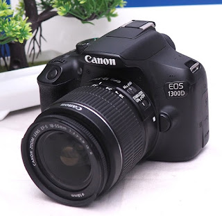 Canon EOS 1300D Wi-Fi Bekas
