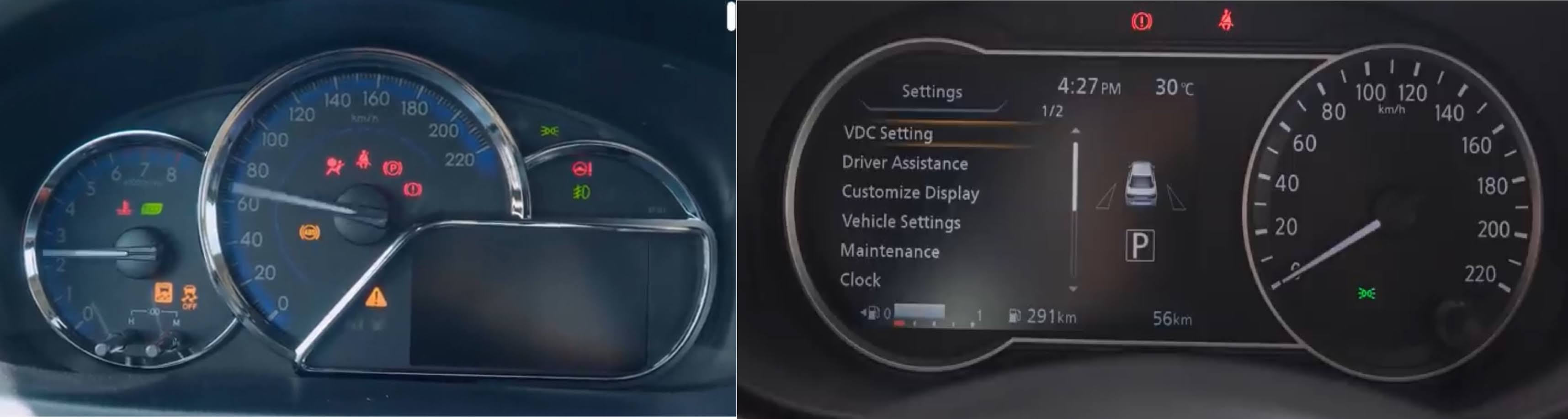 So sánh Toyota Vios và Nissan Almera 2021 về giá bán, trang bị tiện ích. 16