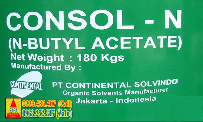 DUNG MÔI N-BUTYL ACETATE (N-BAC) INDONESIA