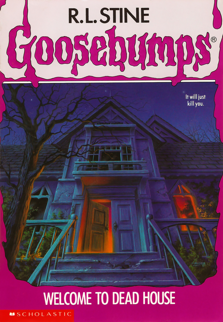 My 7 favorite #RLStine #Goosebumps #books to #read on #Halloween ...