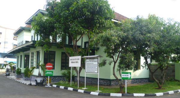 Museum Wangsit Mandala Siliwangi Bandung