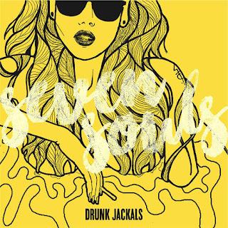 Drunk Jackals - (2016) Seven Souls_front