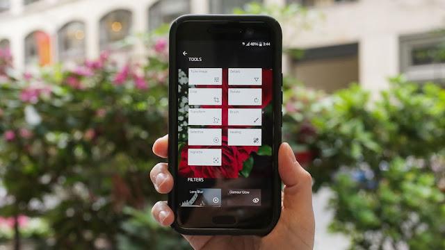 تحميل تطبيق Snapseed للاندرويد مجاناً