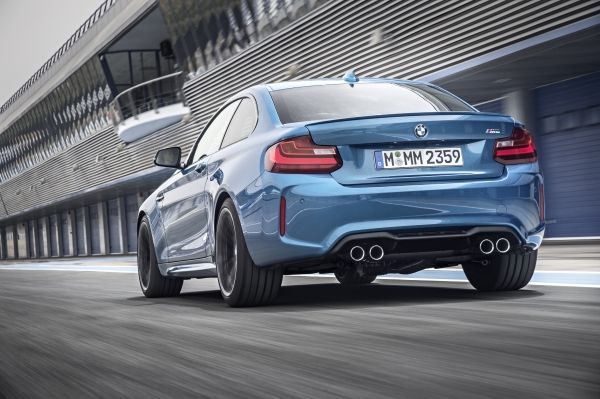 P90199686 lowRes the new bmw m2 10 20 BMW M2 Coupe : Ένα εργοστασιακό drift car BMW, BMW 2002 turbo, BMW M2, BMW M2 Coupé, COUPE