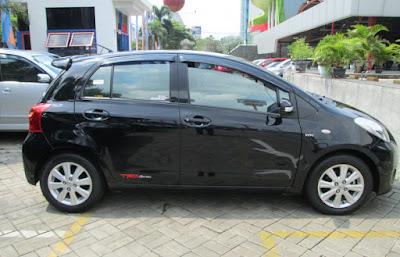 Harga Mobil Toyota Yaris Bekas