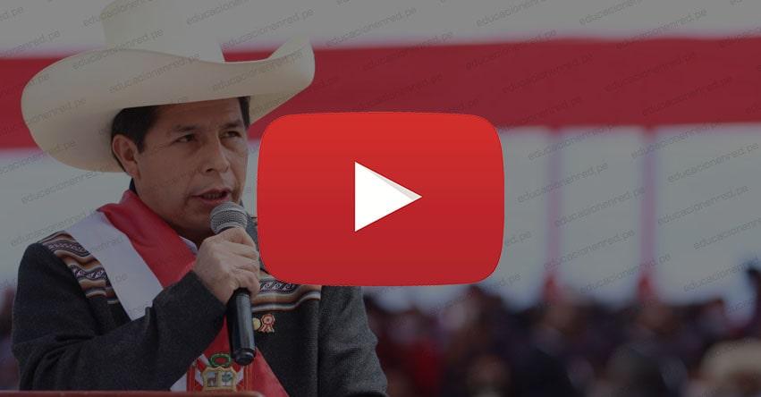 EN VIVO - GABINETE DE PEDRO CASTILLO 2021: Juramentación de los Nuevos Ministros de Estado - TV Perú