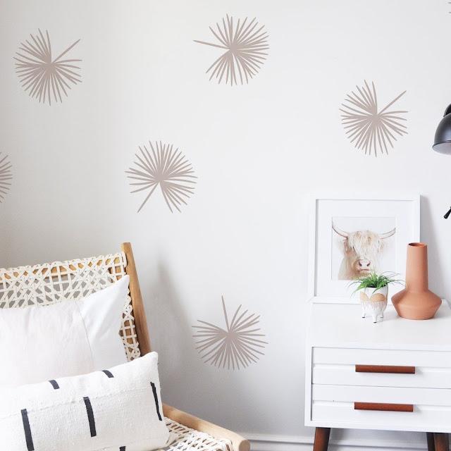 Motif Wallpaper Dinding untuk Ruang Tamu Minimalis