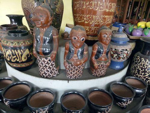 Desa Klampok Penghasil Keramik Di Banjarnegara