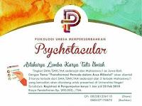 Lomba Karya Tulis 2018 di Universitas Negeri Surabaya