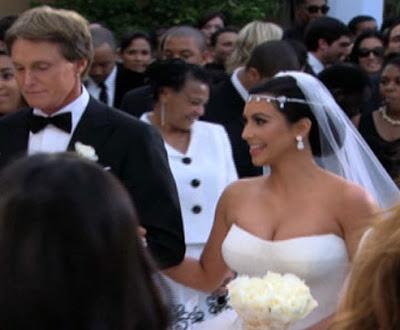 B Kim Kardashian & Kris Humphries