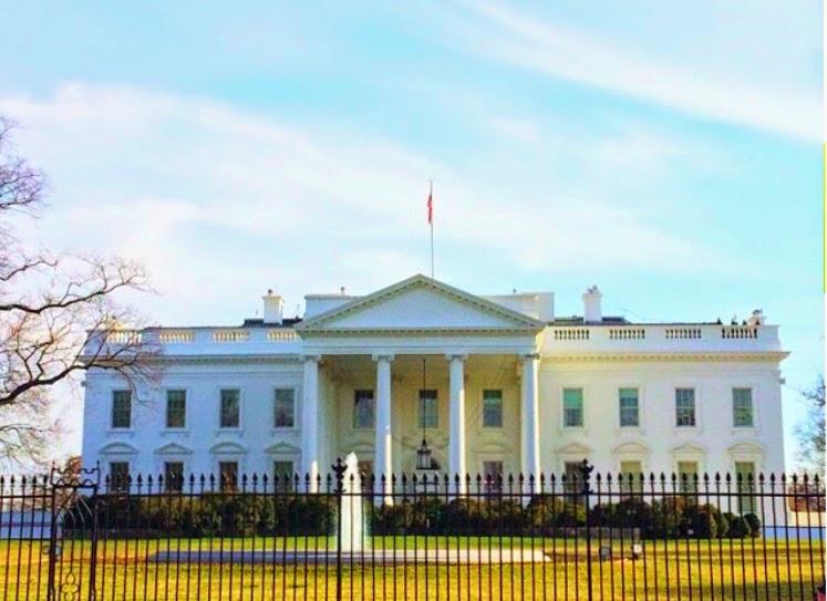 white house washington d.c