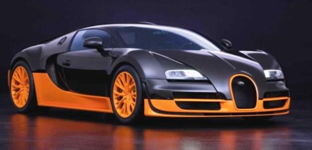 Bugatti EB110 Hypercars