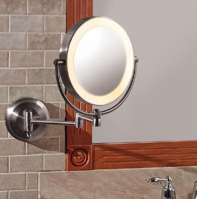 Cordless Vanity Mirror