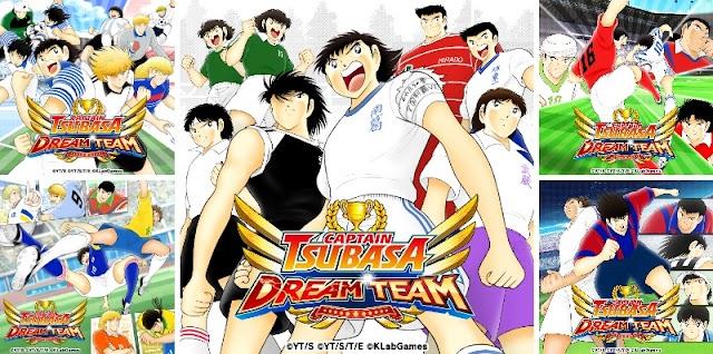 موسيقى لعبة Captain Tsubasa: Dream Team متاحة الآن في جميع أنحاء العالم!