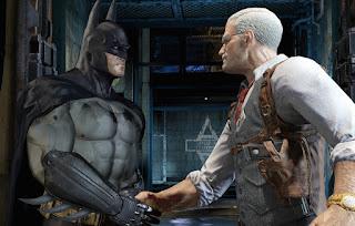 Batman Arkham Asylum (XBOX 360) 2009