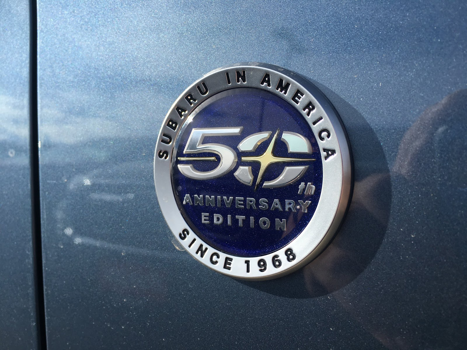 All We'll Drive: Heritage Blue for SOA's 50th Anniversary
