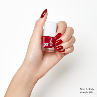 Nail Polish Halal