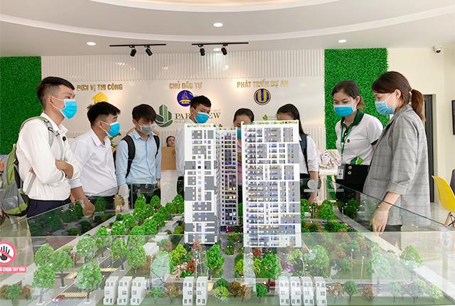Khánh thành nhà mẫu dự án căn hộ Park View Thuận An Bình Dương