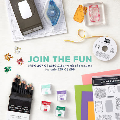 join stampin up promotion
