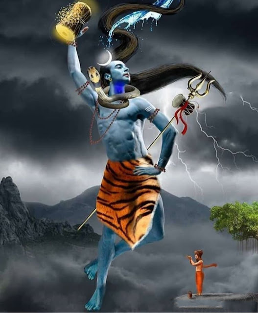 Somwar Special Shiva images