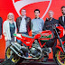 Ducati unveiled six new models at the Motor Show 2016, bringing back the legend of Mike Hailwood®