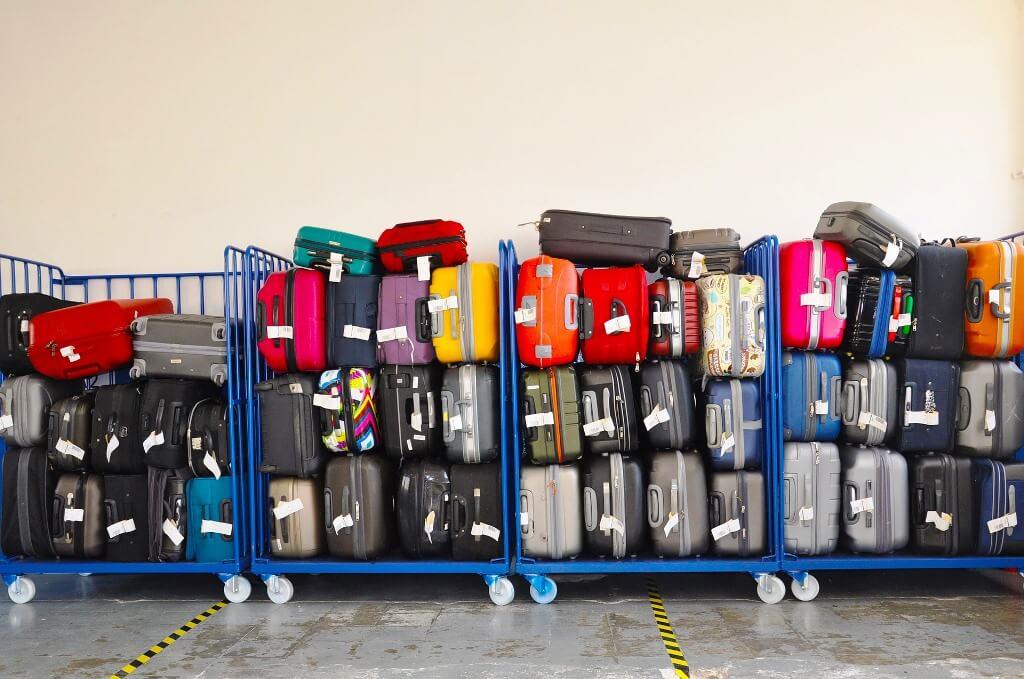 como comprar mala de viagem